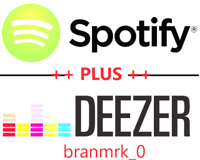 Deezer Premium 6 Months Account +  Spotify Plan 🎧 Exclusive Not Shared ✅WWide
