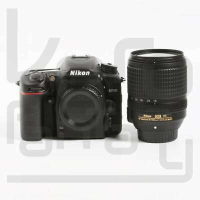 Nikon D7500 Digital SLR Camera + AF-S DX 18-140mm f/3.5-5.6G ED VR Lens