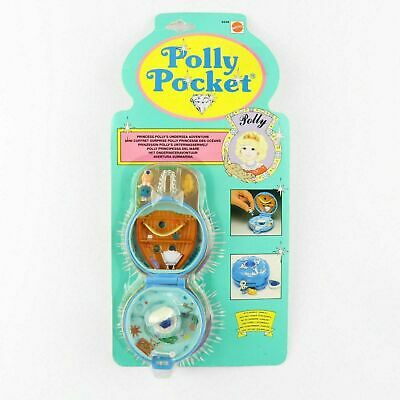 POLLY POCKET 1992 Jeweled Jewelled Sea *NEW & SEALED*