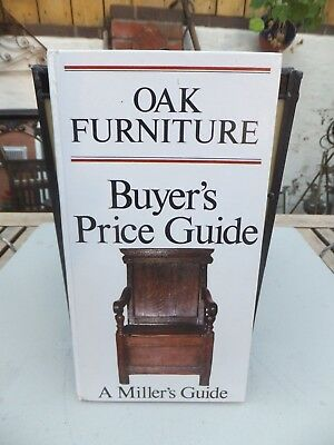 Miller's guide oak furniture Buyers's price Guide 1981
