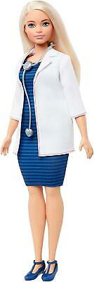 Barbie Doctor Doll with Stethoscope FXP00