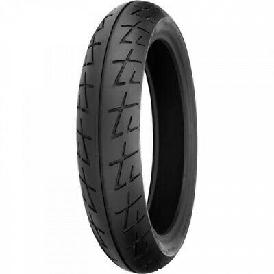 180//55ZR-17 73W Shinko 011 Verge Rear Motorcycle Tire for Suzuki GSXR600 1997-2001