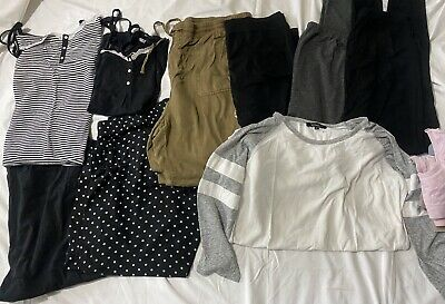 Maternity clothes bundle size Large Pyjamas Leggings
