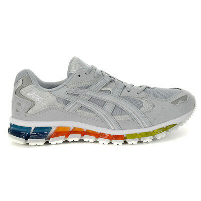 ASICS Mens OG Gel-Kayano 5 360 Piedmont Grey/Piedmont Grey Shoe 1021A158.020 NEW