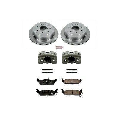 Autospecialty KOE5246 1-Click OE Replacement Brake Kit Power Stop