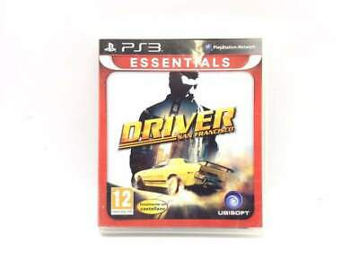 Juego Ps3 Driver San Francisco Essentials Ps3 5622574