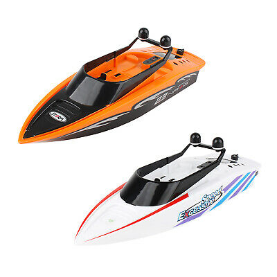 2.4G Remote Control Boat RC Twin Motor Racing Speed Boat