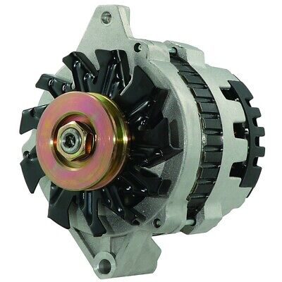 AC Delco Alternator New Chevy Olds S10 Pickup 100 Amp-AMP REPL OE 335-1095