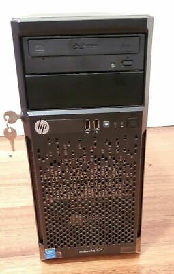 Upgraded HP PROLIANT ML10 V2 Server - 11TB of storage