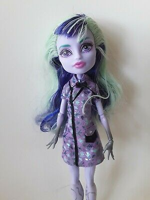 TWYLA New Scaremaster Monster High Dolls Excellent used condition RARE