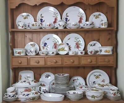 Royal Worcester Evesham Gold - Dinner Tea & Cookware Items - Sold Individually