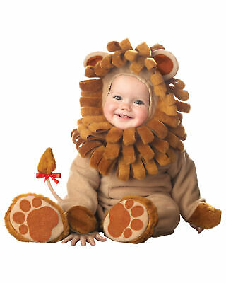 Lil' Lion King of Jungle Animal Baby Boys Infant Costume 0-6M