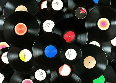"10 X 12"" Vinyl Records for Arts/Crafts/UpCycling"