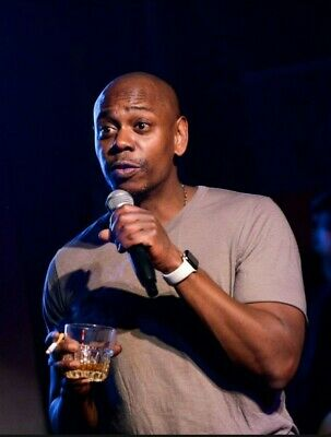 Dave Chappelle 2 Tickets May 9, 2020 7PM Show Section 116 Row C Mohegan Sun CT
