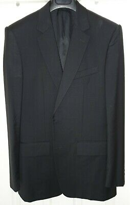 Chester Barrie Savile Row Pure Wool Suit 40R 34W + 2 Pairs Trousers