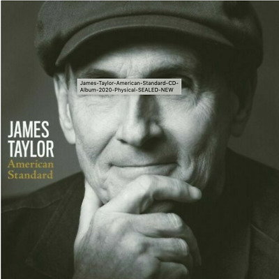 """James Taylor """"American Standard"""" Sealed CD NEW--FREE SHIPPING"""