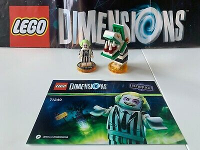 LEGO GIFT NEW BESTPRICE 71266 DIMENSIONS CHASE MC/'CAIN FUN PACK TOY TAG