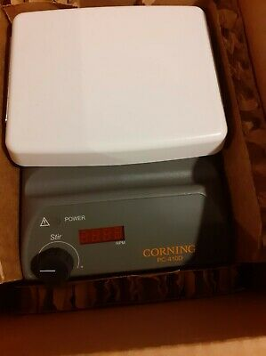 Corning PC-410D Stirrer with Digital Display