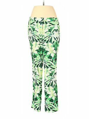 Vince Camuto Women Green Casual Pants 8