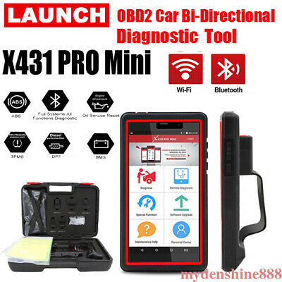 LAUNCH X431 PRO Mini OBD2 All System Car Bi-Directional Scan Pad Diagnostic Tool