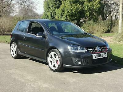 2005 Volkswagen Golf 2.0 FSI GTi TURBO 3DR 197 BHP Hatchback Petrol Manual