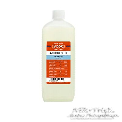 Adox Adofix Plus For Film & Papers ~ Super Value High Quality Product