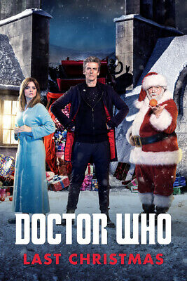 Doctor Who - Last Christmas DVD Christmas Special