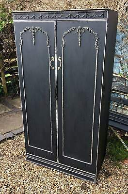 French  Louis  Xv  Style  Wardrobe  Free Storage  Available