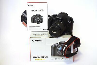 Fotocamera Canon Eos 1200D Kit Ef-S 18-55Mm Iii