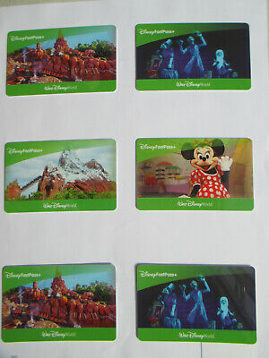 Disneyworld Park Hopper Tickets Lot Of 6. You will save $343 !