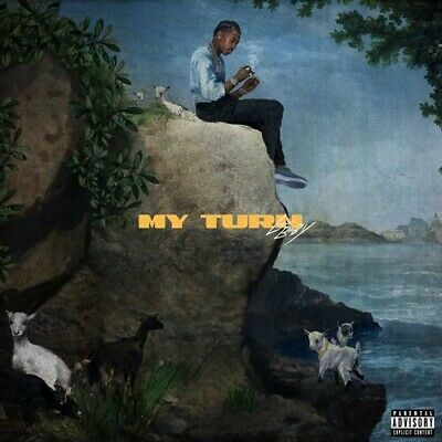 My Turn - Lil Baby (2020, CD NIEUW) Explicit Version