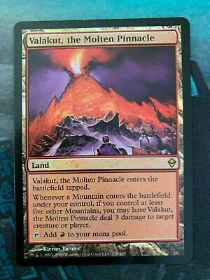 Molten Disaster EX PLAYED Future Sight MTG Magic Cards Red Rare