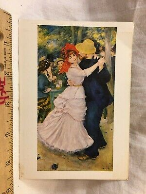 303 ART PRINT POSTER DANCE AT BOUGIVAL RENOIR PIERRE-AUGUSTE