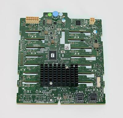 """Dell Hot Swap 16 Bay 2.5"""" Hdd Backplane Board Poweredge Server T630 T430 Xwp8P"""