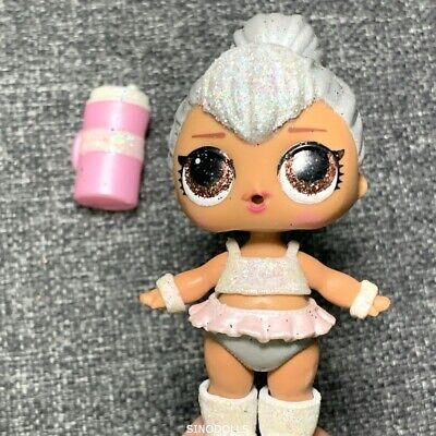 Rare LOL Surprise Kitty Queen Dolls Glam Glitter Series 2 Real L.O.L. boy toy