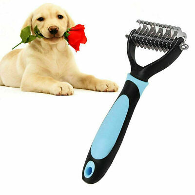 Dog Brush for Shedding-Best Cat Grooming Comb Tools Hair Pet Trimmer Clipper B