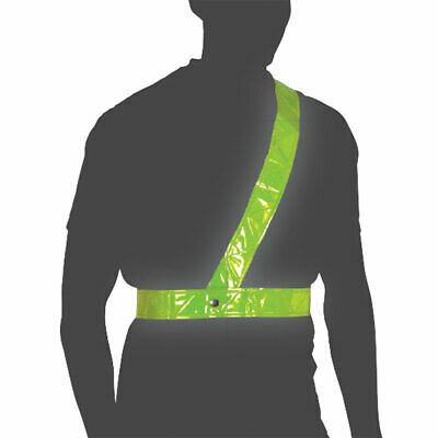 Oxford Bright Moto Motorcycle Bike Belt