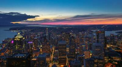 [USA] [Seattle] Sky View Observatory Admission Ticket in Seattle