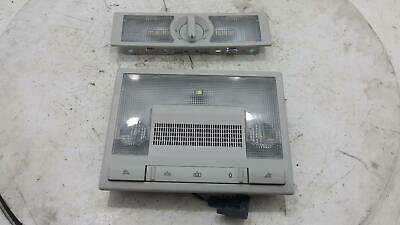 2012 Seat Leon 1P Set Of Front & Rear Courtesy Lights