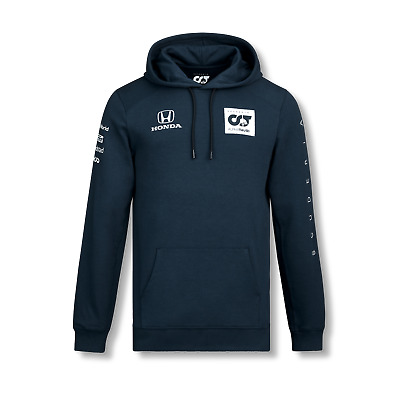 Scuderia AlphaTauri F1 Official Men's Team Hoodie - 2020