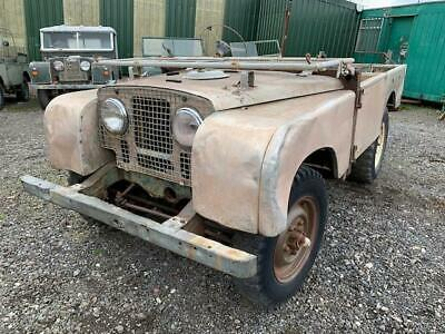 Land Rover Series 1 80 inch