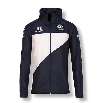 Scuderia AlphaTauri F1 Official Men's Team Packable Jacket - 2020