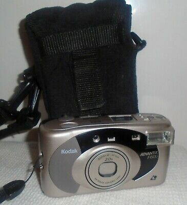 Kodak Advantix F600 Zoom APS SLR Film Camera
