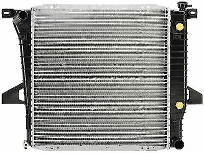 Aluminum Radiator for 1998 1999 2000 2001 Mazda B2500 & Ford Ranger 2.5L