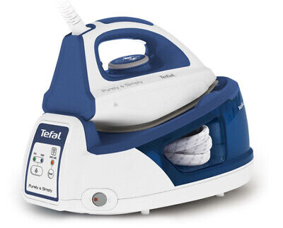 TEFAL Purely & Simply 2200 W 5 bar 1.2 L 100 g/min CeramicGlide soleplate SV5020