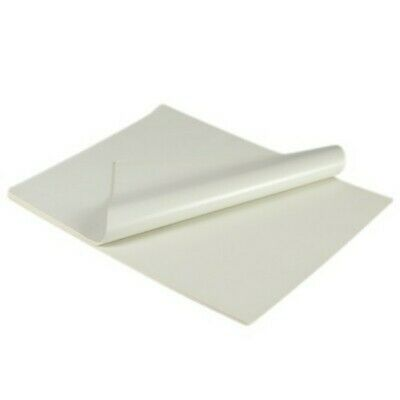 NEW White Gloss Butcher Paper Sheets - 600mm - 14kg (550 sheets approx)