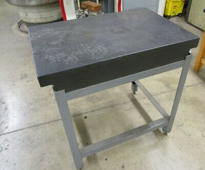 """TRUCK ONLY 4401-1602 48 X 36/"""" 0-LEDGE SURFACE PLATE STAND"""