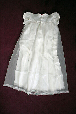 Vintage Totnet Christening gown Made in England