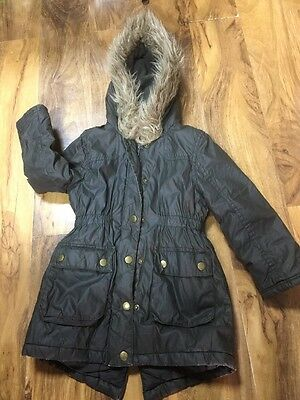 Bluezoo Girls Jacket Aged 4-5 Years Old