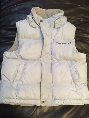Timberland Girls Gillet Age 3 Years